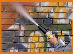 neveljet stralen graffiti verwijderen